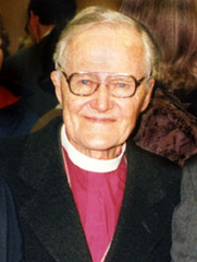 Author photo. Bishop Lesslie Newbigin Photo created by Alastair Cutting