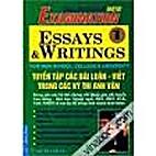 Essays And Writing 1 by K. Rajamanikam