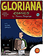 Supermonster #14: Gloriana Comics by Kevin…