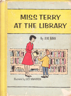 Miss Terry at the library by Jene Barr