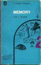 Memory by Ian M.L. Hunter