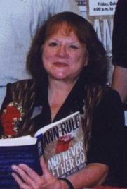 Author photo. http://www.annrules.com/