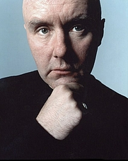 Author photo. Irvine Welsh foto: Rankin