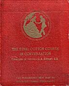 The Ethel Cotton course in conversation:…