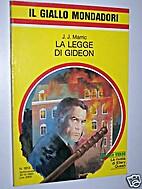 Gideon's Law by J. J. Marric