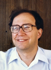 Author photo. William H. Press in 1980 [credit: A.T. Service]