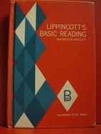 Exploring: LIppincott Basic Reading B by…