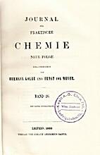 Journal für praktische Chemie, Neue Folge,…