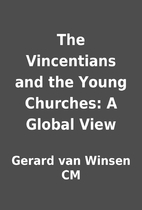 The Vincentians and the Young Churches: A…