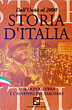 Storia d'Italia. 3 - Il dopoguerra e…