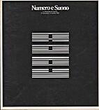 Numero e Suono by Barbara Barbini