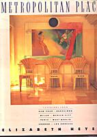 Metropolitan Places (Viking Studio Books) by…