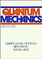 Quantum Mechanics, Vol. 2 by Claude…