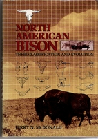 North American bison : their classification…