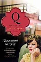 Q: A Novel by Evan J. Mandery