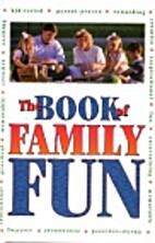The Book of Family Fun by Barbour Books…