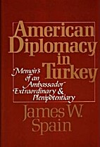 American Diplomacy in Turkey by James W.…
