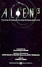 Alien 3: The Novelization by Vincent Ward