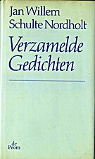 Verzamelde gedichten by Jan Willem Schulte…