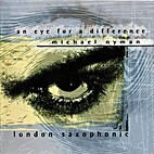 An eye for a difference [CD] by Michael…