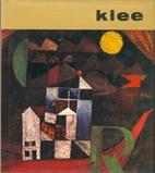 Klee by Marcel Marnat