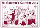 St. Gargoyle's Calendar 2012 by Ron