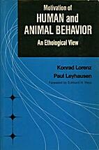 Motivation of human and animal behavior; an…