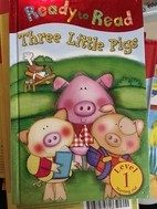 Ready to Read Level 1: Three Little Pigs by…
