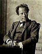 Gustav Mahler by Luigi Di Fronzo