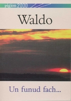 Un funud fach by Waldo Williams