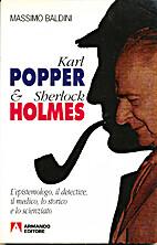 Karl Popper e Sherlock Holmes:…