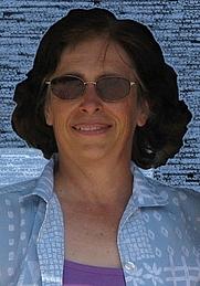 Author photo. Kate Rauner in sunglasses