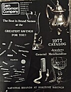 Sam Solomon Catalog 1977