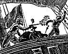 Kapitein Roodbaard by Kasper W. Afman