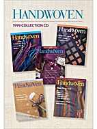 Handwoven 1999 Collection CD by Interweave