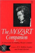 The Mozart companion by H. C. Robbins Landon