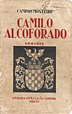 Camilo Alcoforado by Campos Monteiro