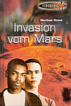 Mission X, Bd.6, Invasion vom Mars by Mathew…