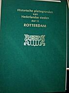 Historische plattegronden van Nederlandse…
