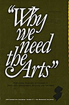 Why We Need the Arts: 8 Quotable Speeches by…