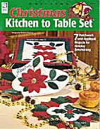 Quilting Christmas Kitchen to Table Set…