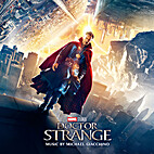 Doctor Strange [CD] by Michael Giacchino