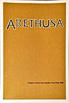 Arethusa (vol 21 no 2)