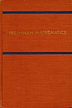 Slobin and Wilbur's Freshman Mathematics by…