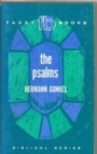 Psalms: A Form-Critical Introduction by…