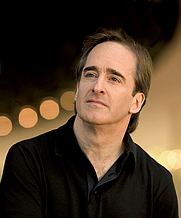 Author photo. American conductor James Conlon. Photo by Todd Rosenberg taken at the Ravinia Festival, 2004.