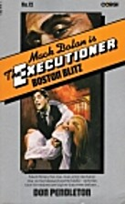 The Executioner # 12 Boston Blitz by Don…
