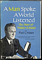 A man spoke, a world listened; the story of…