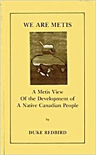 We are Metis: A Metis view of the…