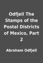 Odfjell The Stamps of the Postal Districts…